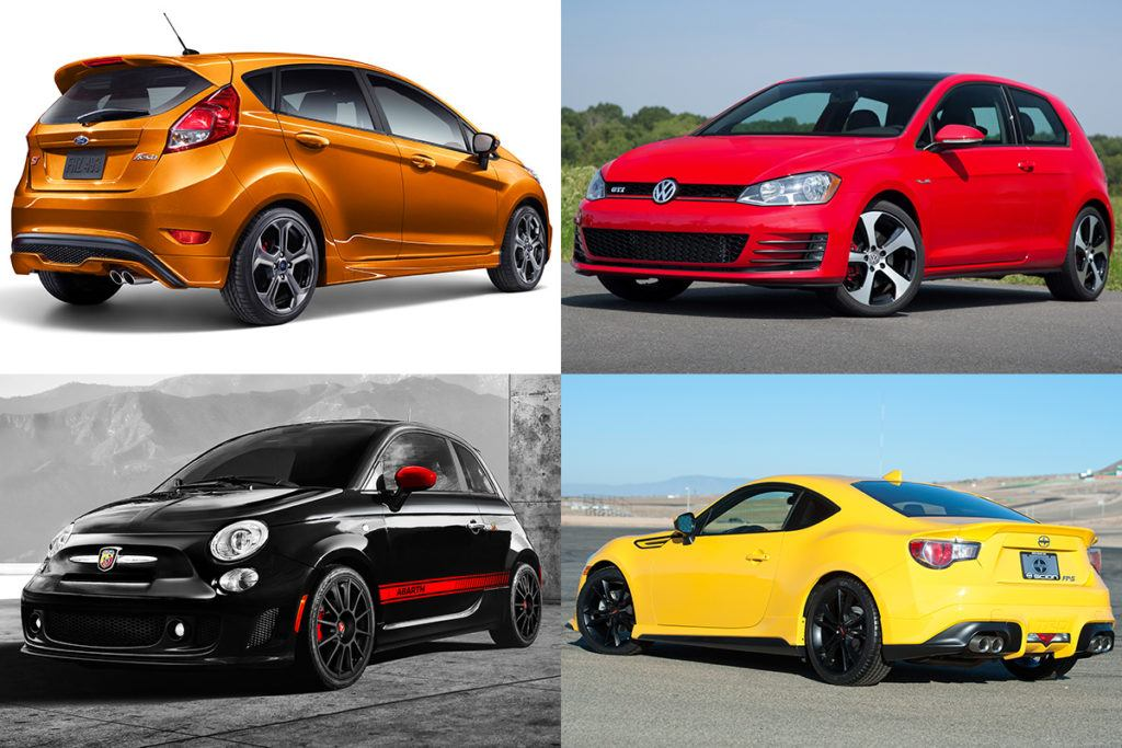 10 Best Used Performance Cars Under 20K