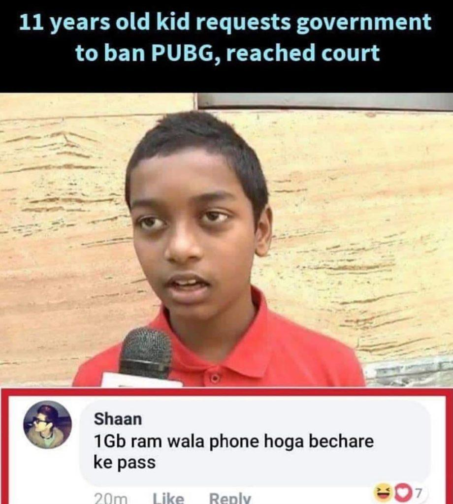 11 Years Old Kid Requests