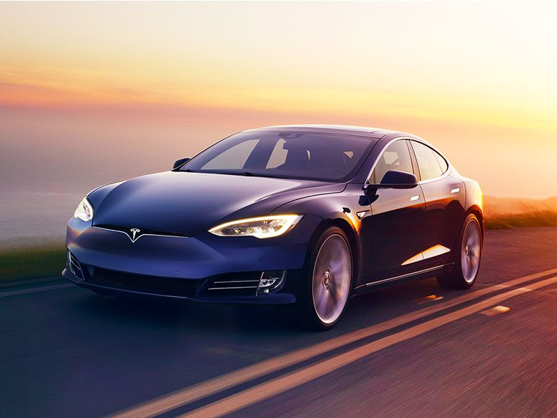 2016 Model S