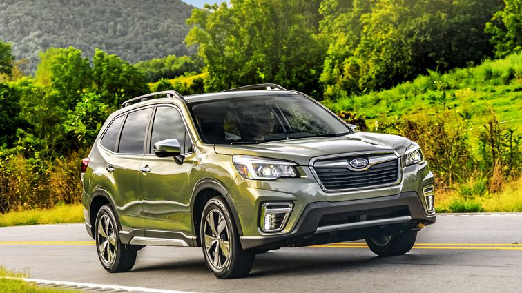 2019 Subaru Forester 011