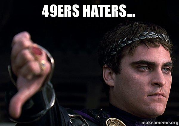 49ers Haters