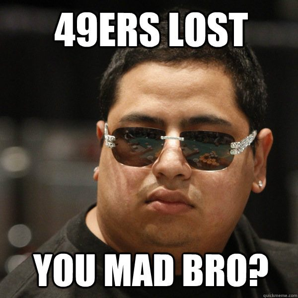 49ers Lost