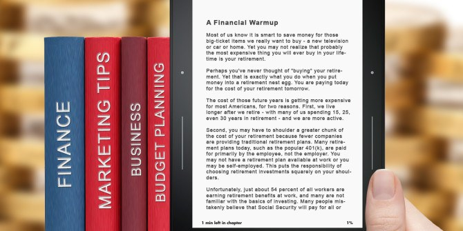 A Financial warmup