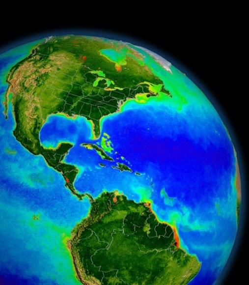 A Green Ocean