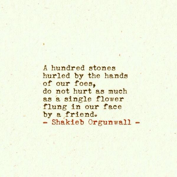 A Hundred Stones