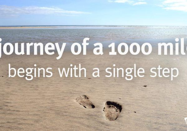 A Journey Of A 1000 Miles