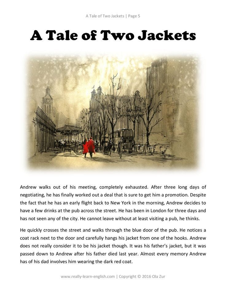 A Tale Of Two Jackets