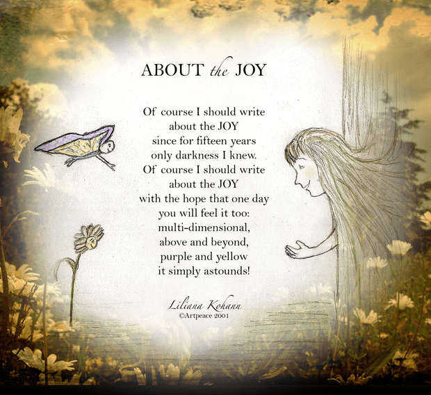 About the Joy
