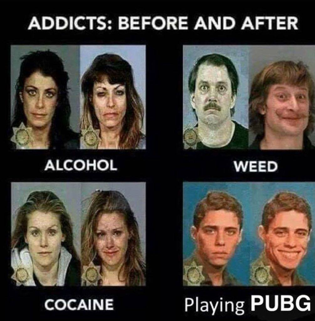 Addicts Before And After