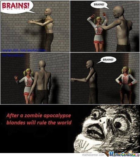After A Zombie Apocalypse