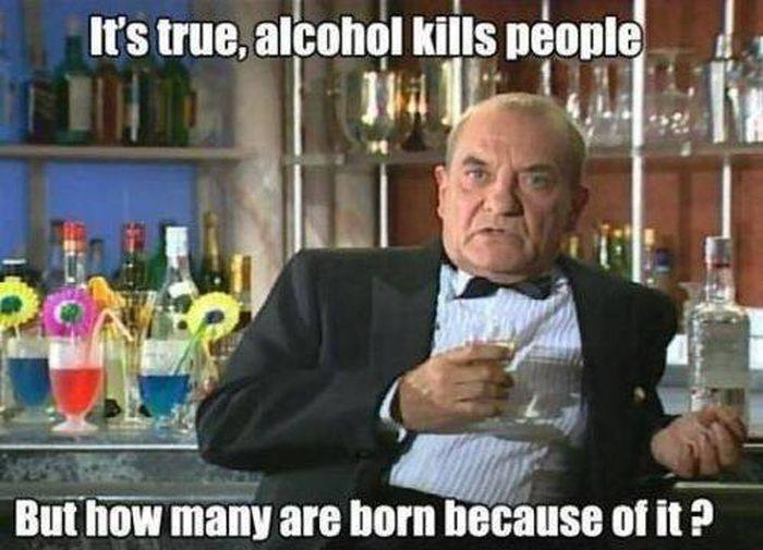 Alcohol and People