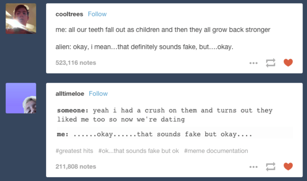 All Our Teeth