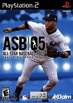 All-Star Baseball 2005
