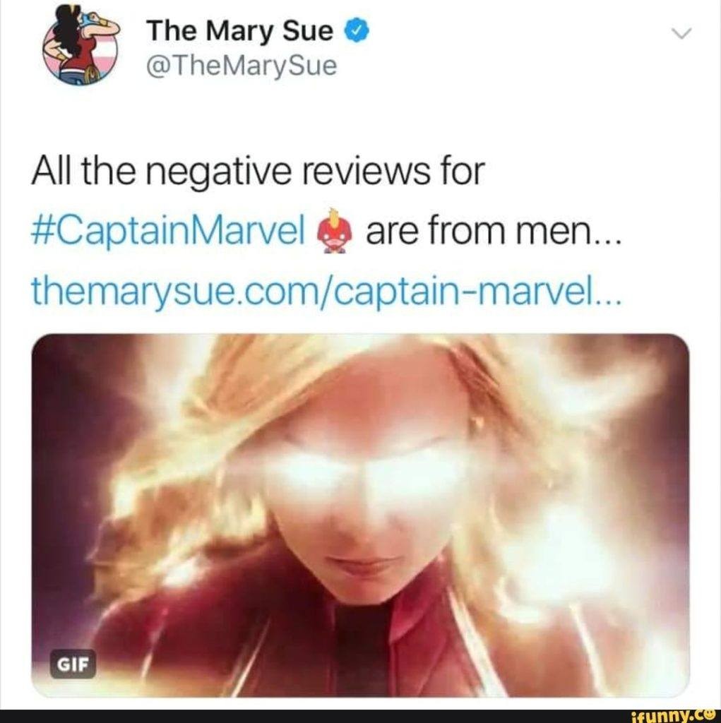 All the negative reviews for