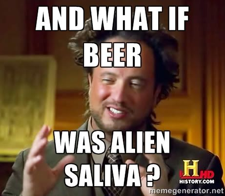 And What If Beer