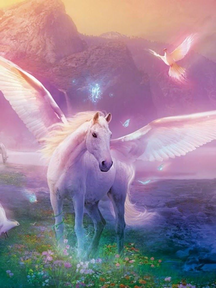 Angels Unicorn