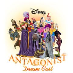 Antagonists In Disney Movies