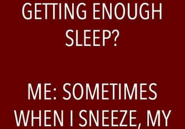 Are You Getting Enough Sleep