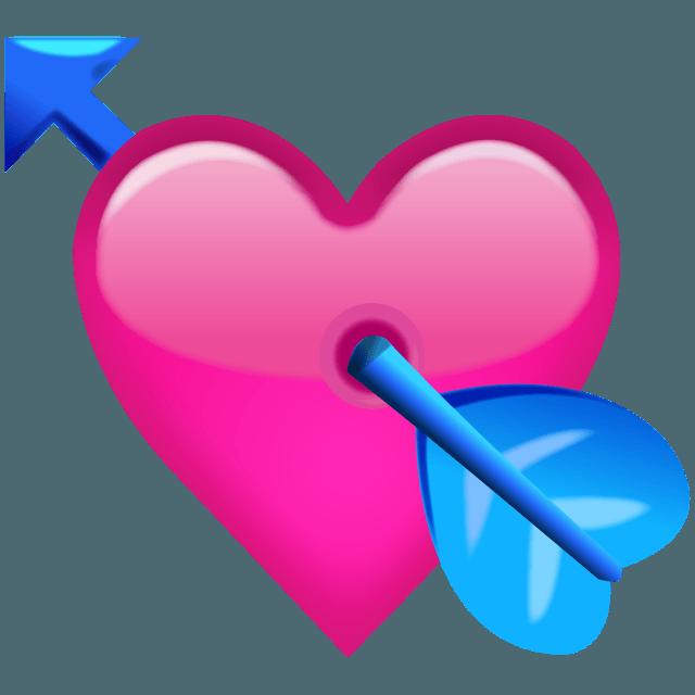 Arrow And Heart