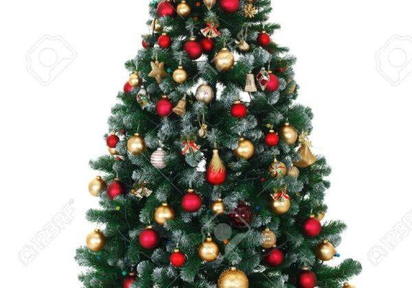 Artificial Green Christmas Tree
