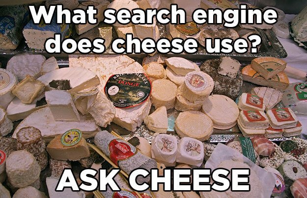 Ask Cheese