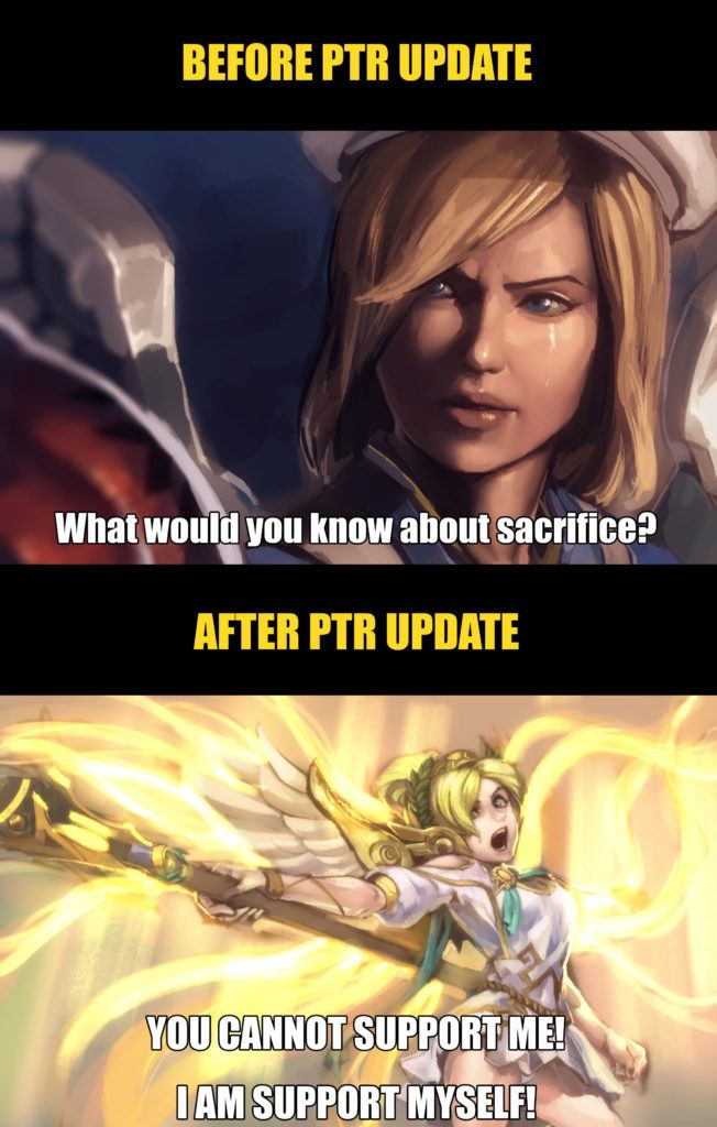 Before Ptr Update