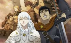 Berserk Golden Age Arc I: The Egg of the King