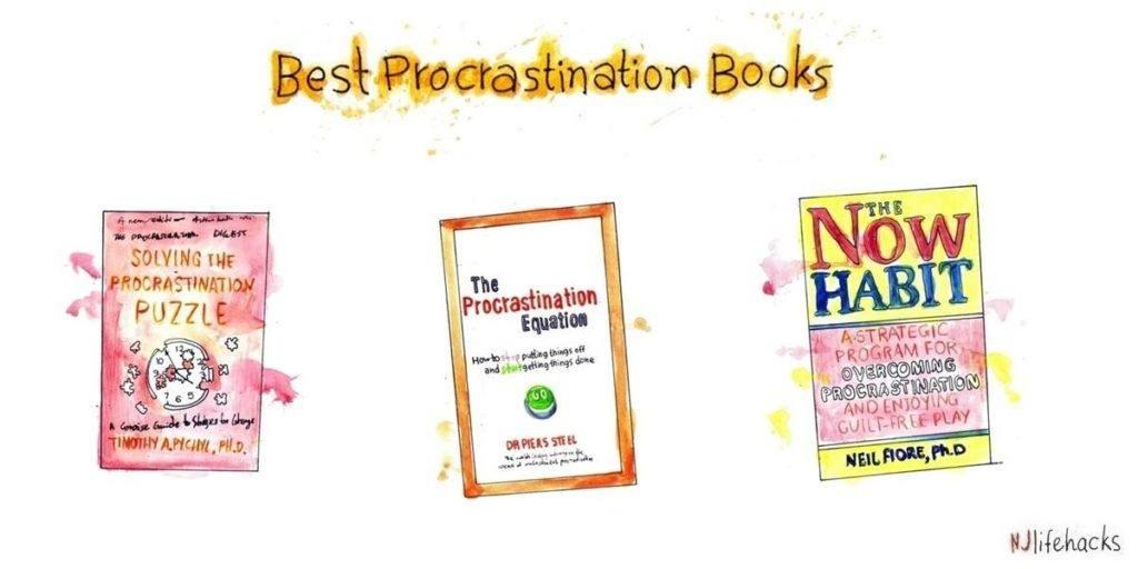 Best Procrastination Books