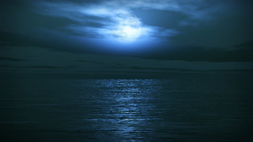 Blue Full Moon