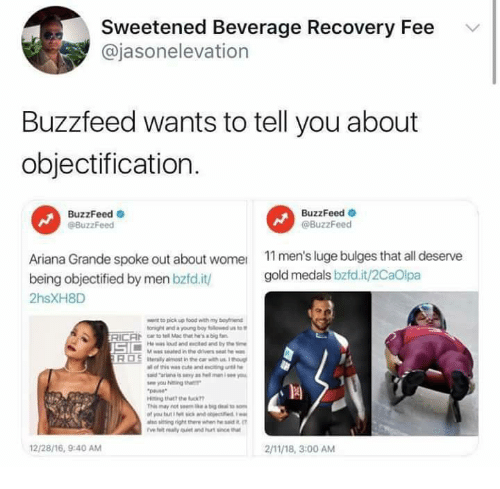 Buzzfeed Wants To Tell You