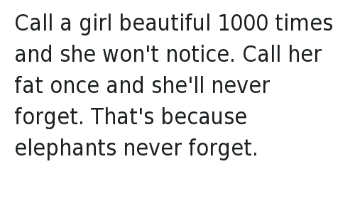 Call A Girl Beautiful
