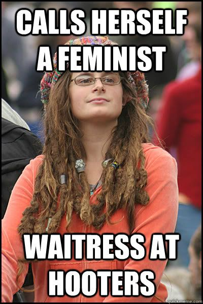 Calls Herself A Feminist