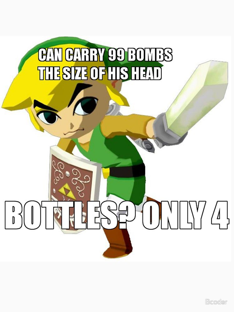 Can Carry 99 Bombs