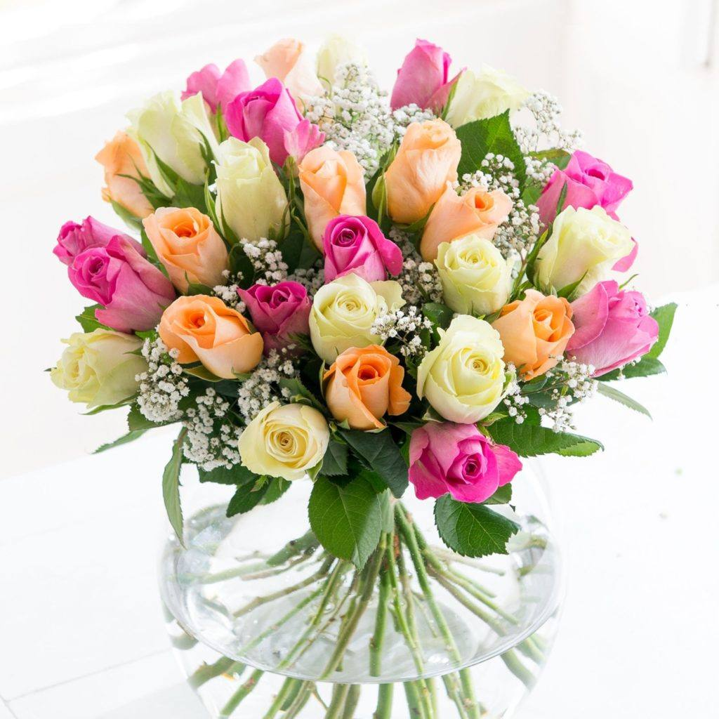 Cape And Rose Bouquet