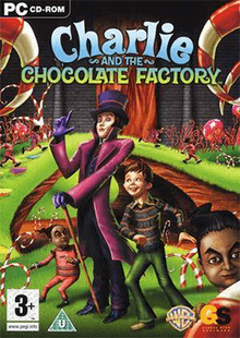 Charlie and the Chocolate Factory video games
