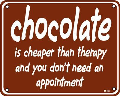 Chocolate Is Cheaper