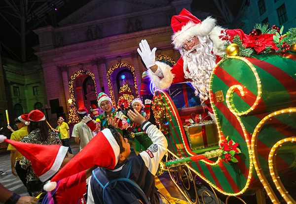 Christmas Event In Singapore