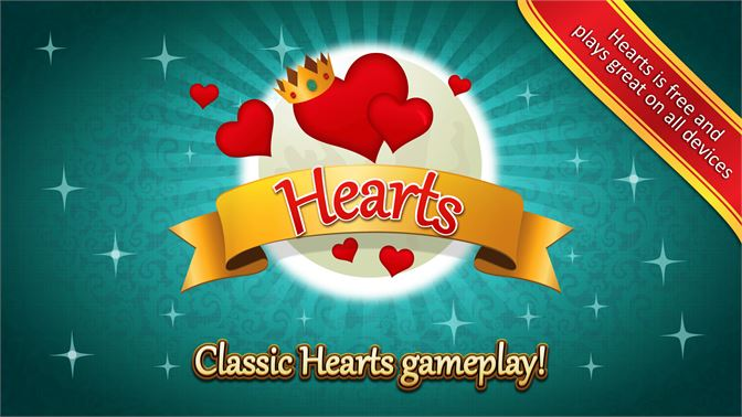 Classic Hearts Gameplay
