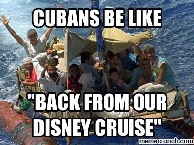Cubans Be Like