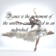 Dance Is The Movement