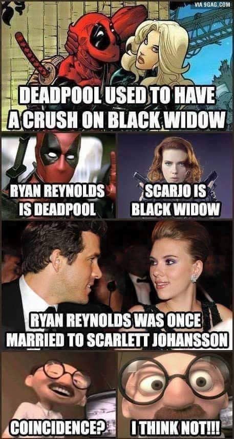 Deadpool Used To Have