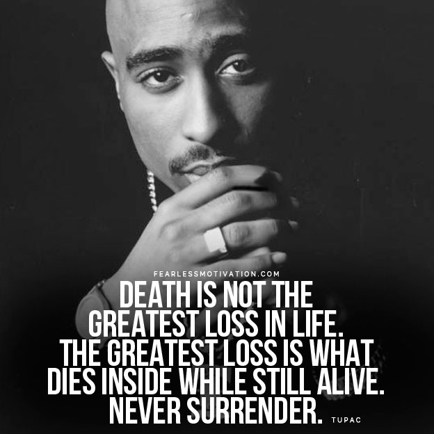 Death Is Not The Greatest