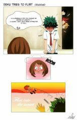 Deku Tries To Flirt