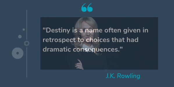 Destiny Is A Name Often Given