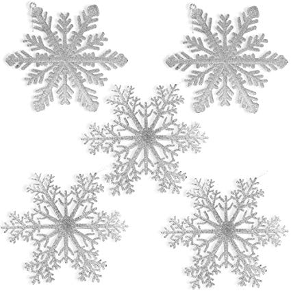 Different Kinds Of Snowflakes