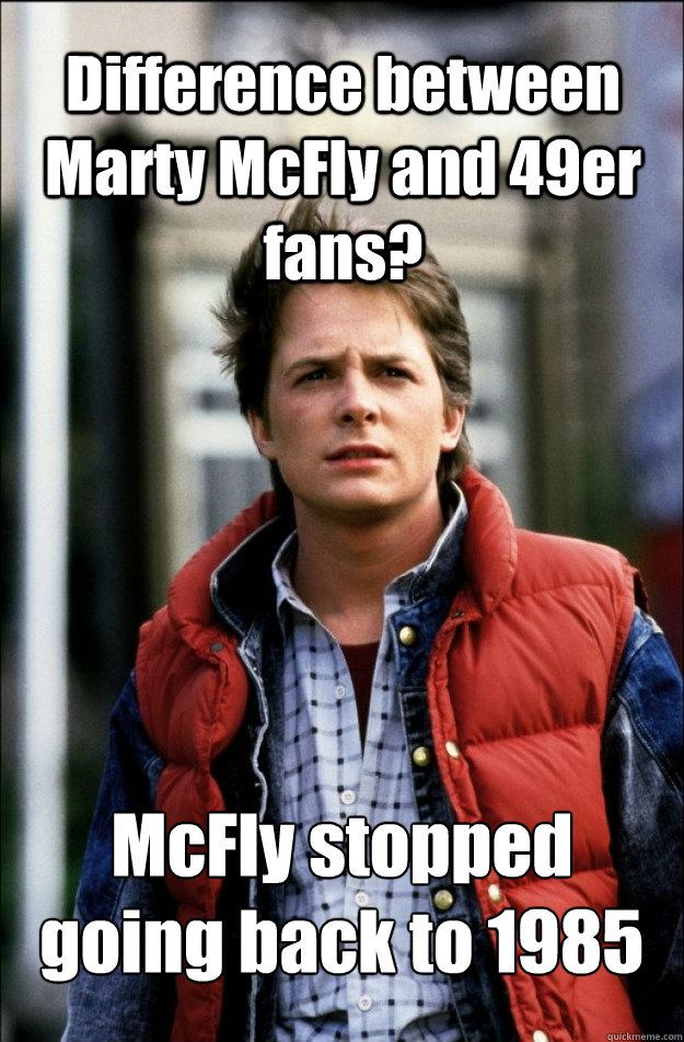 Difference Between Marty McFly