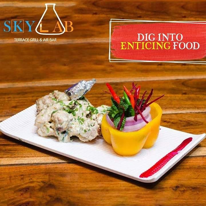 Dig Into Enticing Foods