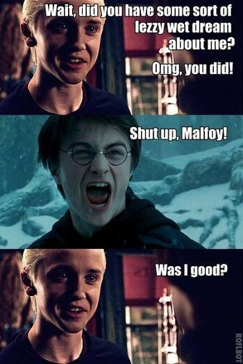 Dirty Harry Potter Memes
