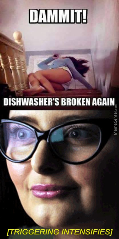 Dishwasher's Broken Again