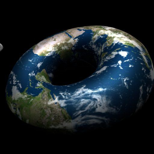 Donut Earth